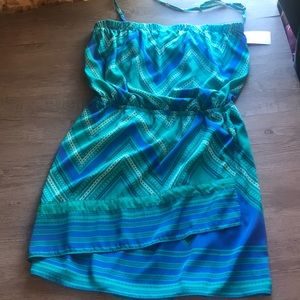 Express dress size L